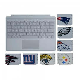 Bàn phím Microsoft Surface Pro 3,4,5,6,7 Type Cover NFL