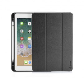 Bao da TOMTOC Smart cover slim with pen holder for Ipad 9.7inch(2017-2018)